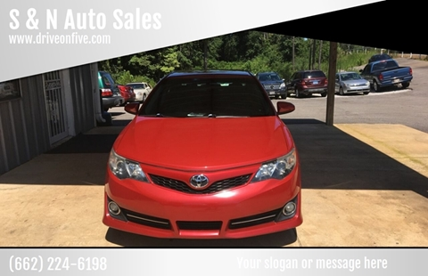 2012 Toyota Camry for sale in Lamar, MS