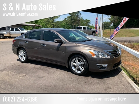 2015 Nissan Altima for sale in Lamar, MS