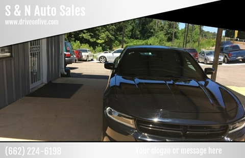 2015 Dodge Charger for sale in Lamar, MS