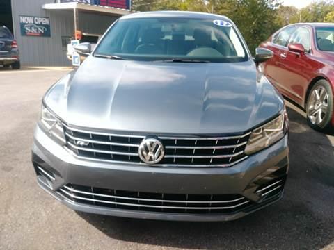 2017 Volkswagen Passat for sale in Lamar, MS