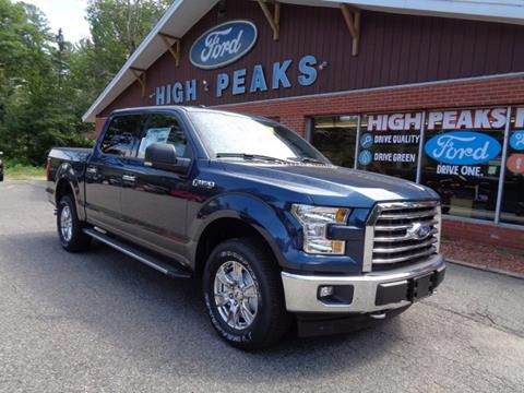 2017 Ford F-150 for sale in Elizabethtown, NY