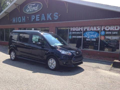 2016 Ford Transit Connect Wagon for sale in Elizabethtown, NY