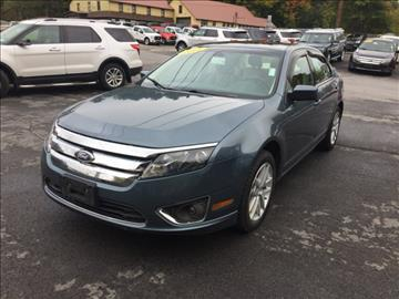 2011 Ford Fusion for sale in Elizabethtown, NY