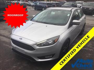 2016 Ford Focus for sale in Elizabethtown, NY