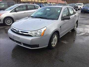 2008 Ford Focus for sale in Elizabethtown, NY