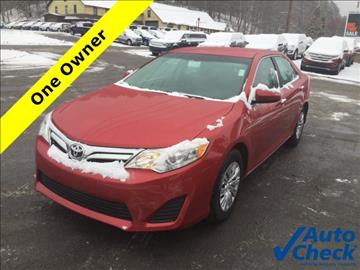 2013 Toyota Camry for sale in Elizabethtown, NY