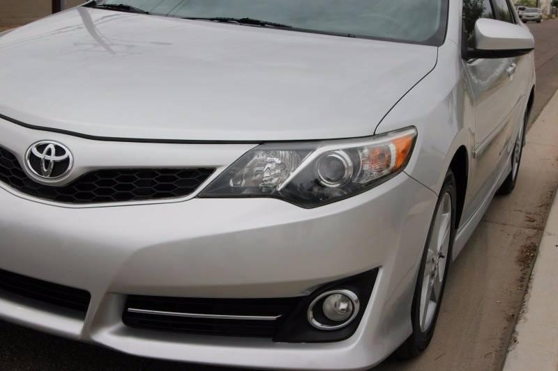 2012 Toyota Camry SE 4dr Sedan - Phoenix AZ