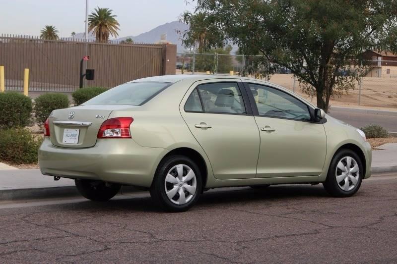 2008 Toyota Yaris 4dr Sedan 4A - Phoenix AZ