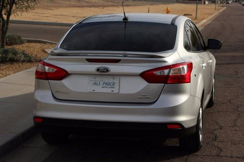 2012 Ford Focus SE 4dr Sedan - Phoenix AZ