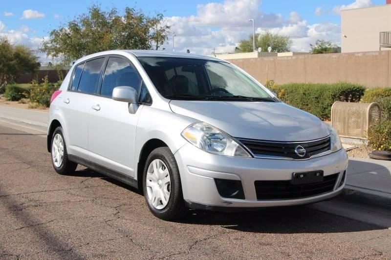 2011 Nissan Versa 1.8 S 4dr Hatchback 4A - Phoenix AZ