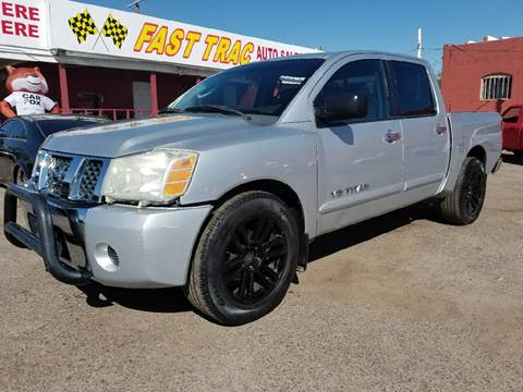 2007 Nissan Titan for sale in Phoenix, AZ