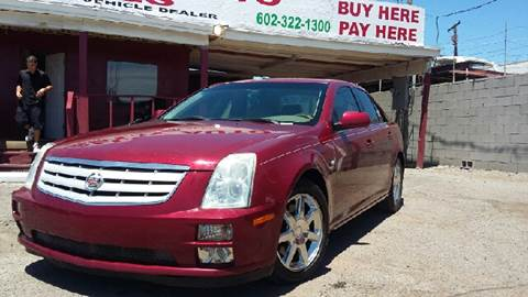 2005 Cadillac STS for sale at Fast Trac Auto Sales in Phoenix AZ