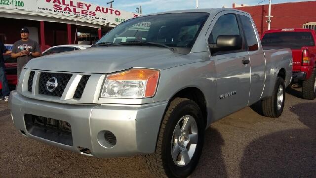 2008 Nissan Titan for sale at Fast Trac Auto Sales in Phoenix AZ