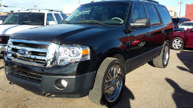 2012 Ford Expedition for sale at Fast Trac Auto Sales in Phoenix AZ