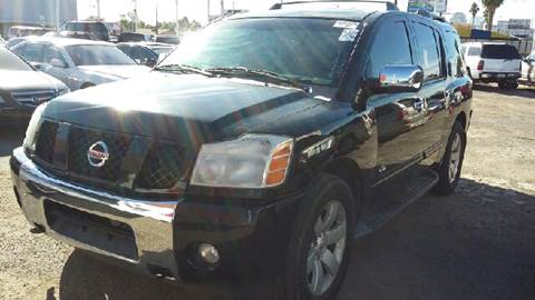 2006 Nissan Armada for sale at Fast Trac Auto Sales in Phoenix AZ