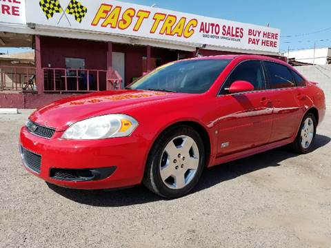 2009 Chevrolet Impala for sale at Fast Trac Auto Sales in Phoenix AZ