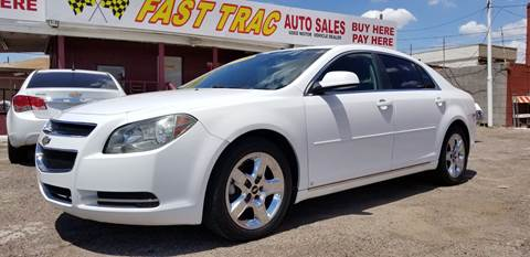 2009 Chevrolet Malibu for sale at Fast Trac Auto Sales in Phoenix AZ