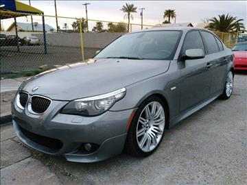 2008 BMW 5 Series for sale at Fast Trac Auto Sales in Phoenix AZ