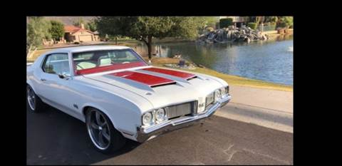 1970 Oldsmobile 442 for sale in Phoenix, AZ