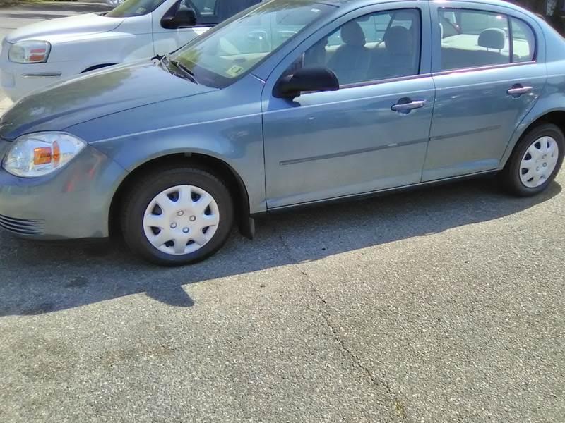 2005 Chevrolet Cobalt 4dr Sedan In Newport News Va Hilton Motors Inc