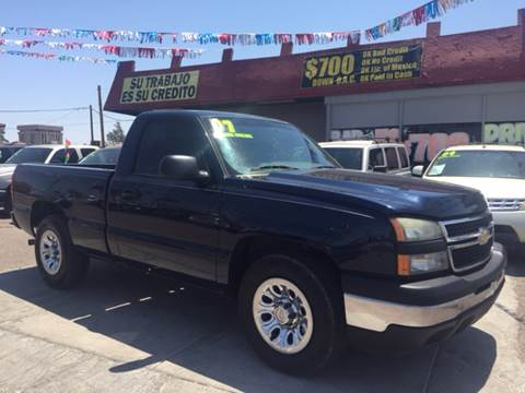 2007 Chevrolet Silverado 1500 Classic for sale in Phoenix, AZ