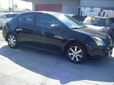 2012 Nissan Sentra for sale in Phoenix, AZ