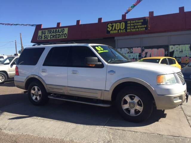 2005 Ford Expedition for sale at Sunday Car Company LLC in Phoenix AZ