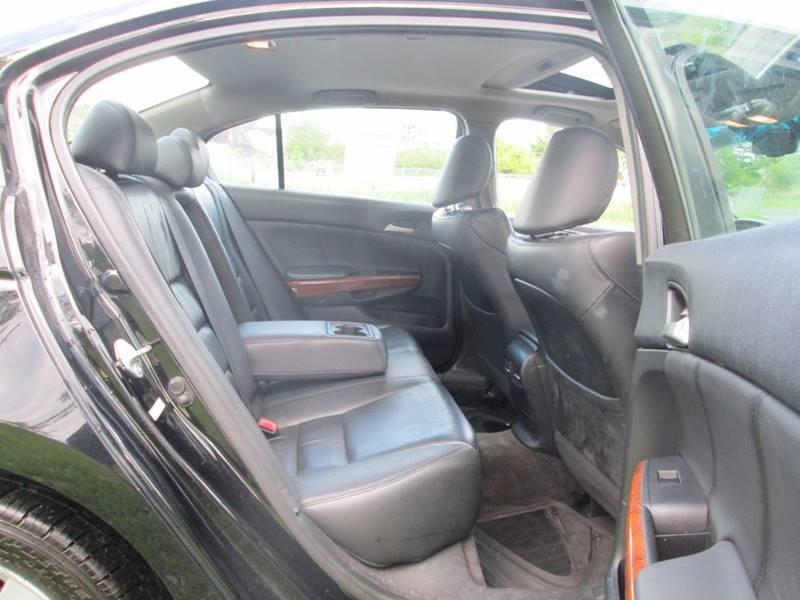 2011 Honda Accord EX-L V6 4dr Sedan - Gansevoort NY