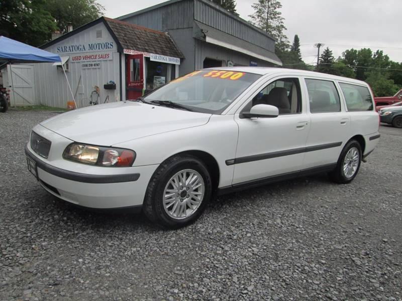 2004 Volvo V70 24 4dr Wagon In Gansevoort Ny Saratoga Motors