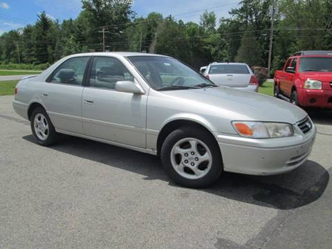 2000 Toyota Camry for sale at Saratoga Motors in Gansevoort NY