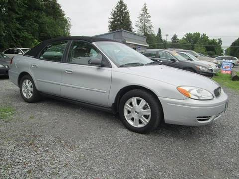 2005 Ford Taurus for sale at Saratoga Motors in Gansevoort NY