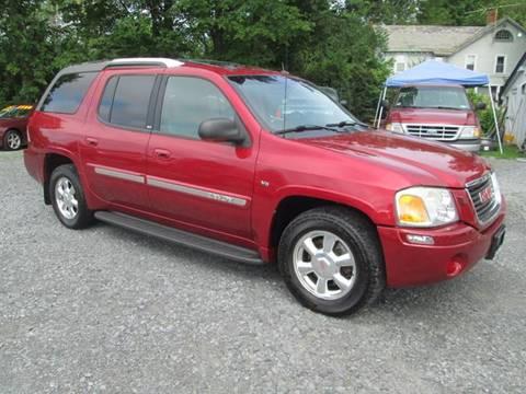 2004 GMC Envoy XUV for sale at Saratoga Motors in Gansevoort NY