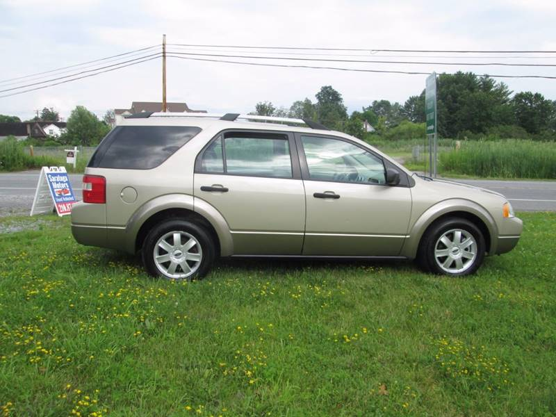 2006 Ford Freestyle SE 4dr Wagon - Gansevoort NY