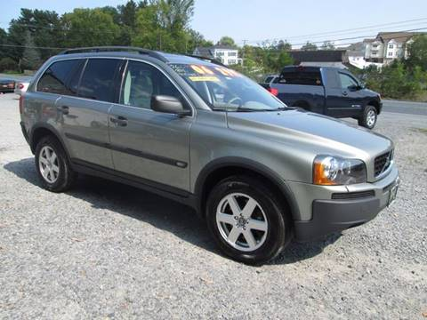 2006 Volvo XC90 for sale at Saratoga Motors in Gansevoort NY