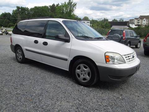 2006 Ford Freestar for sale at Saratoga Motors in Gansevoort NY