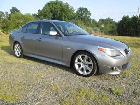 2006 BMW 5 Series for sale at Saratoga Motors in Gansevoort NY