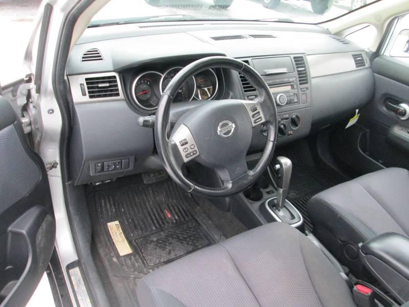2008 Nissan Versa 18 Sl 4dr Sedan 4a In Gansevoort Ny Saratoga Motors