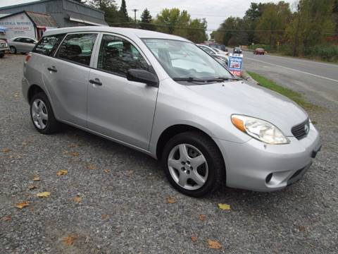 2005 Toyota Matrix for sale in Gansevoort, NY