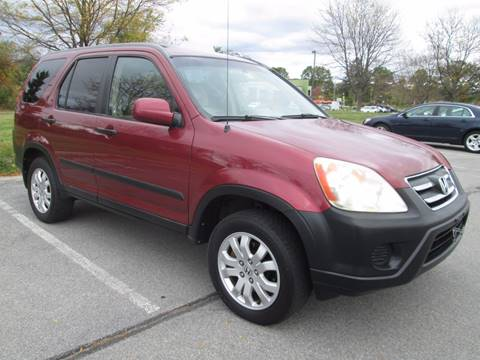 2005 Honda CR-V for sale at Saratoga Motors in Gansevoort NY