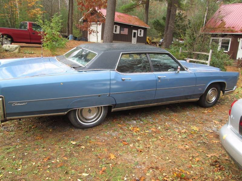 1972 Lincoln Continental Town Car In Gansevoort Ny Saratoga Motors