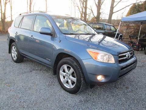 2008 Toyota RAV4 for sale at Saratoga Motors in Gansevoort NY