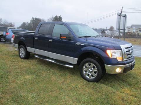 2009 Ford F-150 for sale at Saratoga Motors in Gansevoort NY