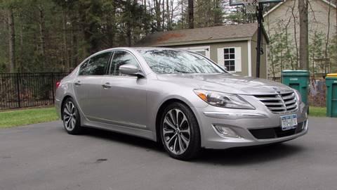 2012 Hyundai Genesis for sale at Saratoga Motors in Gansevoort NY