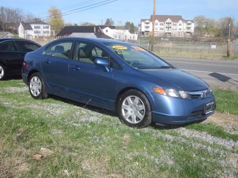 2007 Honda Civic for sale at Saratoga Motors in Gansevoort NY