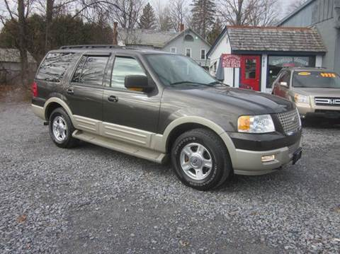 2005 Ford Expedition for sale at Saratoga Motors in Gansevoort NY