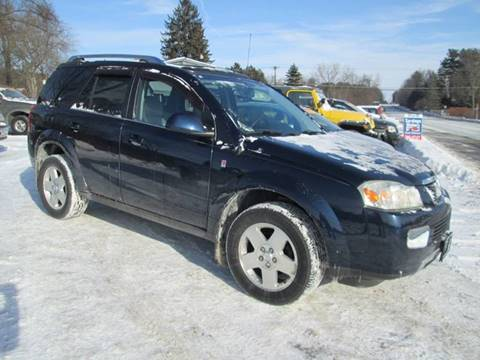 2007 Saturn Vue for sale at Saratoga Motors in Gansevoort NY