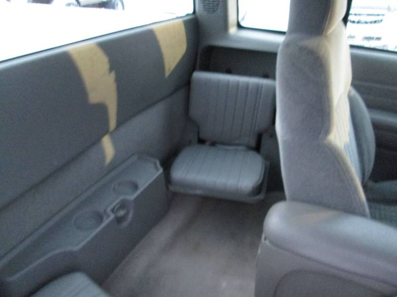 Enjoyable 1998 Chevrolet S 10 2Dr Ls Extended Cab Sb In Gansevoort Ny Bralicious Painted Fabric Chair Ideas Braliciousco