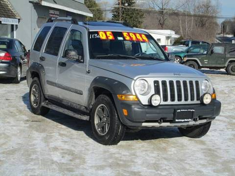 2005 Jeep Liberty for sale at Saratoga Motors in Gansevoort NY