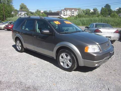 2005 Ford Freestyle for sale at Saratoga Motors in Gansevoort NY