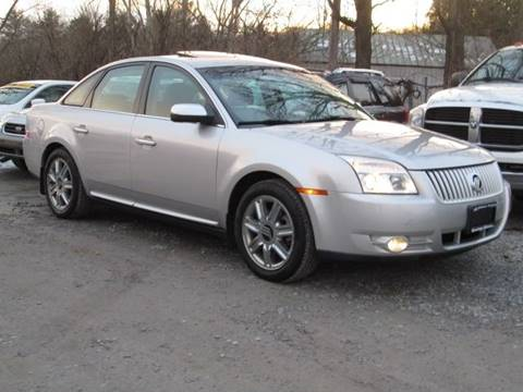 2009 Mercury Sable for sale at Saratoga Motors in Gansevoort NY